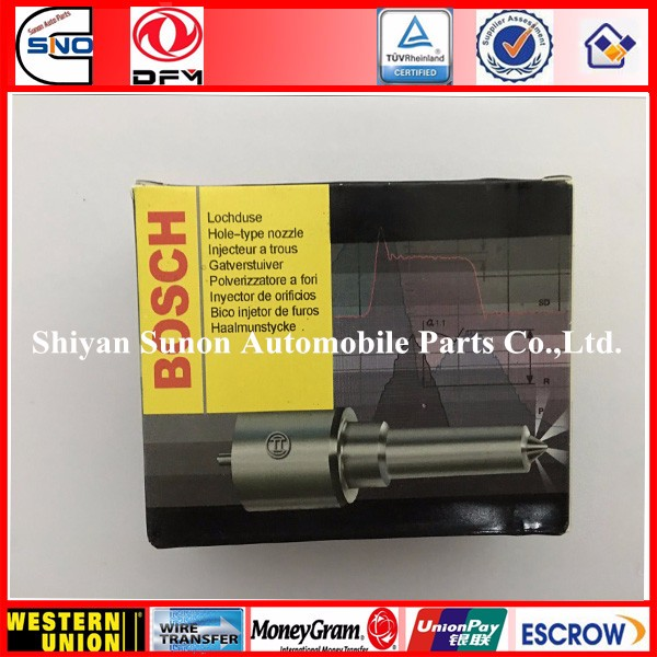 injector Spare Parts Common Rail Diesel Fuel Injector Nozzles DLLA